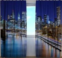 Wellmira Манхэттенский мост 250x260