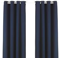 Фото IKEA Мерете синяя 145x300 (403.211.03)