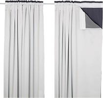 Фото IKEA Glansnava светло-серая 143x290 (702.912.89)