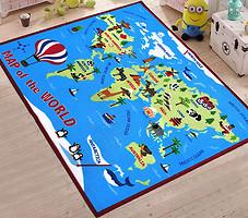 Фото Berni World Map 1x1.5 (45984)