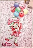 Фото TAC Disney Strawberry Shortcake Ball 1.2x1.8