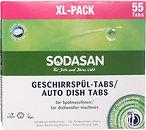 Фото Sodasan Таблетки для посудомоечных машин 55 шт