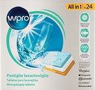 Фото WPRO PowerPro Таблетки для посудомоечной машины 24 шт