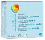 Фото Sonett Органический стиральный порошок для цветных тканей Neutral 1,2 кг