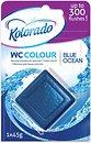Фото Kolorado Таблетка для бачка WC Colour Blue Ocean 45 г