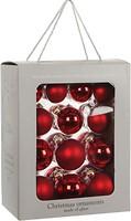 Фото House of Seasons набор шаров красный 26 шт.