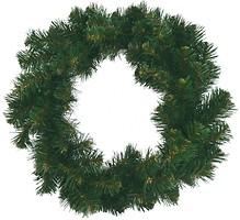 Фото Yes!Fun (Новогодько) Венок Рождественский плетенный, мини 17.5 см (903570, 4820079035705)