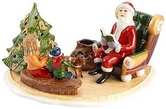 Фото Villeroy & Boch Christmas Toys Санта Клаус с книгой (1483275967)