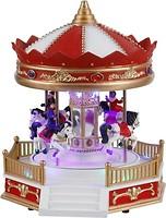Фото House of Seasons Luville Collectables Новогодняя карусель 28 см (8718861622539)