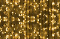 Фото DeLux Curtain 1520 LED 2x7 м желтый/черный IP44 (90009034, 10008238)