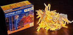 Фото Delux Icicle 108 LED 2x1 м белый/желтый IP44 (90012941)