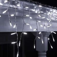 Фото Delux Icicle 75 LED 2x0.7 м черный/мульти IP44 (90012955)