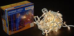 Фото Delux Icicle 75 LED 2x0.7 м белый/теплый белый IP44 (90012959)