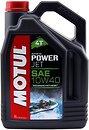 Фото Motul Powerjet 4T 10W-40 4 л (828007/105873)