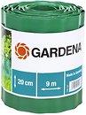 Фото Gardena бордюрная лента 9 м x 20 см, зеленый (00540-20)