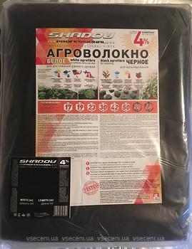 Фото Shadow Агроволокно черное 60 г/м2 фасовка 1.6x10 м