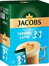 Фото Jacobs 3 в 1 Caramel Latte растворимый 24 шт