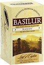 Фото Basilur Чай черный пакетированный Лист Цейлона Канди (картонная коробка) 20x2 г 70261