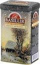 Фото Basilur Чай черный крупнолистовой Подарочная коллекция Морозное утро (жестяная банка) 85 г 71269