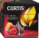 Фото Curtis Чай каркаде пакетированный Summer Berries (картонная коробка) 20x1.7 г
