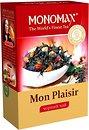 Фото Мономах Чай черный среднелистовой Mon Plaisir (картонная коробка) 80 г