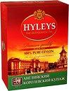 Фото Hyleys Чай черный крупнолистовой Английский королевский купаж (картонная коробка) 100 г
