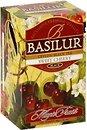 Фото Basilur Чай черный пакетированный Волшебные фрукты Черешня (картонная коробка) 20x2 г 70781