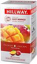 Фото Hillway Ройбуш пакетированный Juicy Mango (картонная коробка) 25x1.5 г