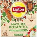 Фото Lipton Чай фруктовый пакетированный Natura Botanica шиповник, яблоко, облепиха, мята (картонная коробка) 20x1.6 г