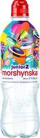 Фото Моршинська JuniorZ негазированная ПЭТ 0.5 л
