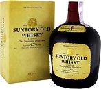Фото Suntory Old Whisky 0.7 л в подарочной коробке