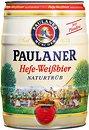 Фото Paulaner Hefe-Weissbier Naturtrub 5.5% 5 л