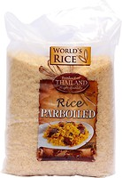 Фото World's Rice Parboilend 5 кг