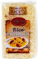 Фото World's Rice parboiled 500 г