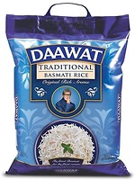 Фото Daawat Traditional basmati 5 кг