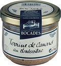 Фото Les Bocades паштет с мясом утки Терин с вином Монбазияк 175 г