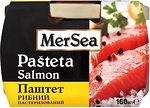 Фото MerSea паштет с лососем Pasteta Salmon 160 г