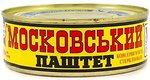 Фото Онисс паштет из говяжьей печени Московский 240 г