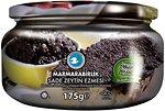 Фото Marmarabirlik паста из черных оливок 175 г