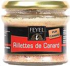 Фото Feyel риет из гусиного мяса Rillettes de Canard 170 г