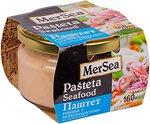 Фото MerSea паштет с морепродуктами Pasteta Seafood 160 г