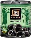 Фото Ellada маслины черные без косточки Colossal 850 мл