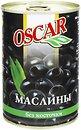 Фото Oscar маслины черные без косточки 300 г