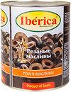 Фото Iberica маслины черные резаные 3 кг