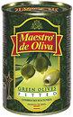 Фото Maestro de Oliva оливки зеленые без косточки 300 г