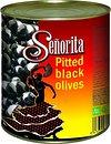 Фото Senorita маслины черные без косточки 3 кг