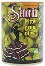Фото Senorita оливки зеленые без косточки 280 г
