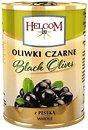 Фото Helcom маслины черные с косточкой 280 г
