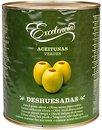 Фото Excelencia оливки зеленые без косточки 3.1 л