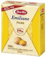 Фото Barilla Emiliane Filini яичная 275 г